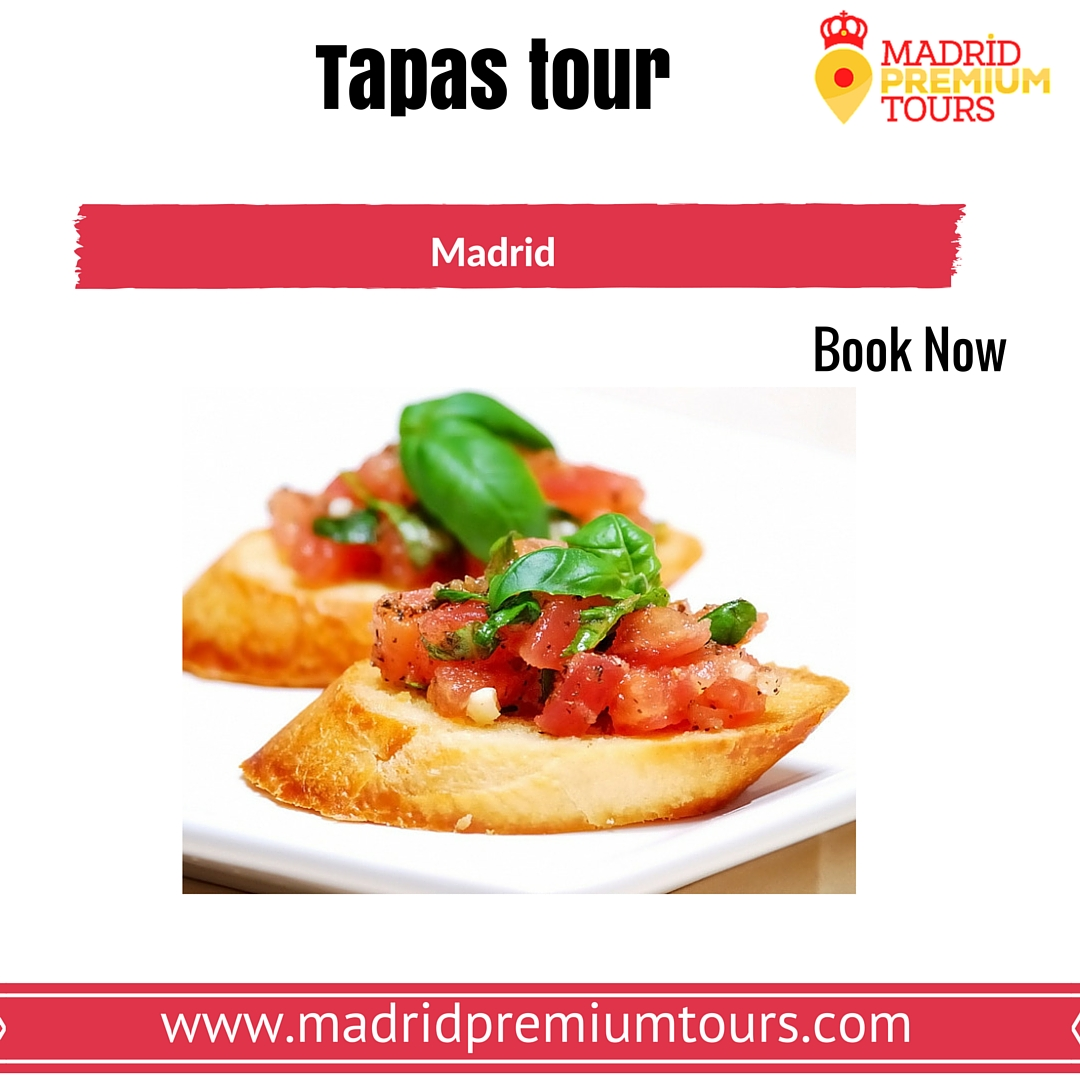 Tapas Tours in Madrid – Spain