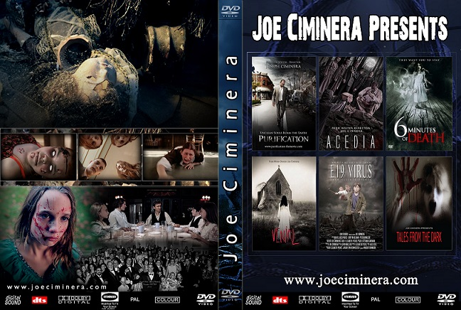 An Interview with Acclaimed Horror Film Director Joe Ciminera