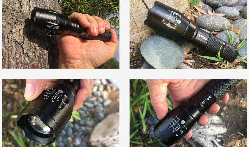 Tactical Flashlights – Choosing the Best for You