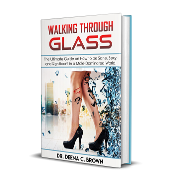 Deena Brown Has Done It Again with new book Walking Through Glass
